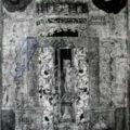 Grcki majstor (Krf) - Grob sv. Spiridona XVII v., tempera na dasci, 39 X 28 X 1 cm
