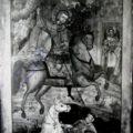 Serijski proizvod ruske ikonopisne radionice - Sv. Dimitrije XVIII v., tempera na dasci, 43 X 32,7 X 2,5 cm