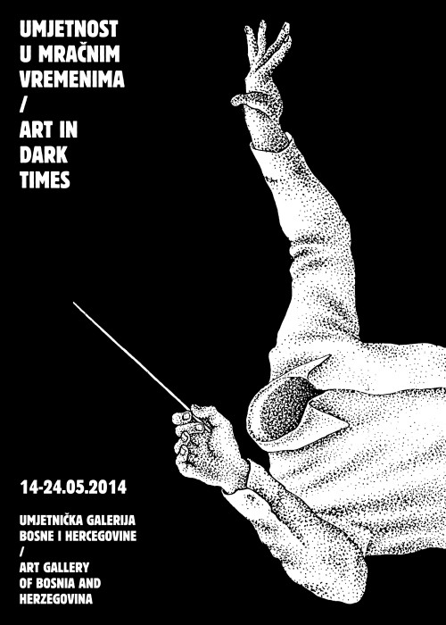 Art in Dark Times poster
